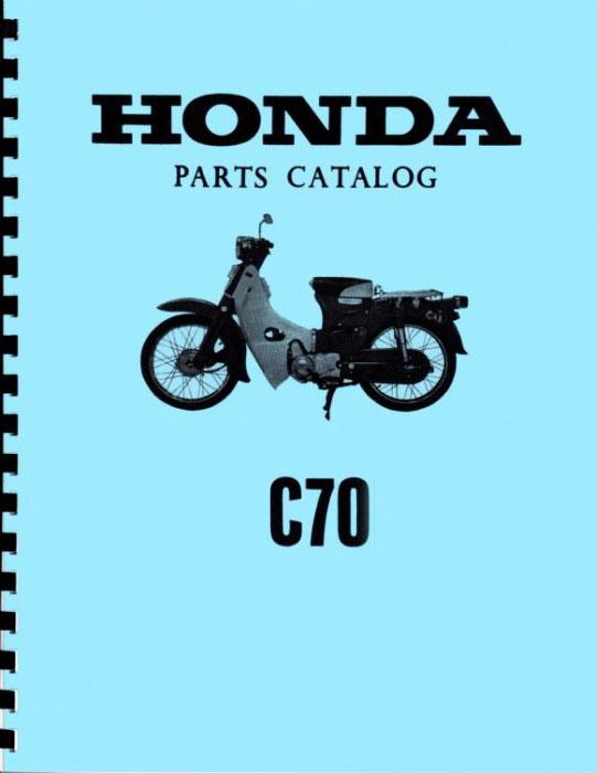 c70 passport rh lrio com honda passport c70 manual pdf honda c70 passport service manual